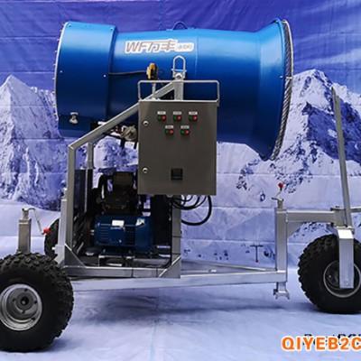 雪雕造雪机设备