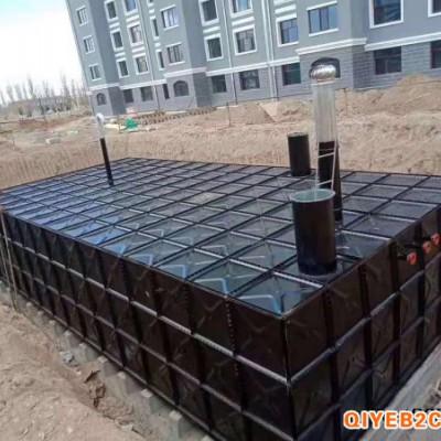 成都地埋式箱泵一体化售后服务规则