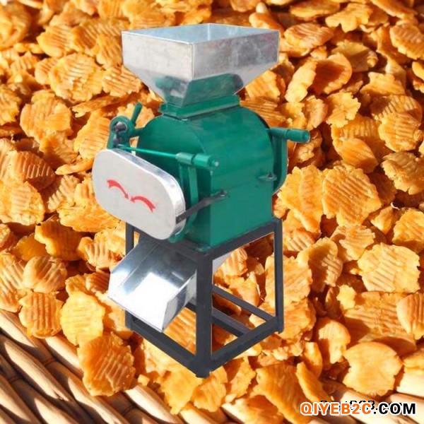 电动对辊式小型燕麦挤扁机