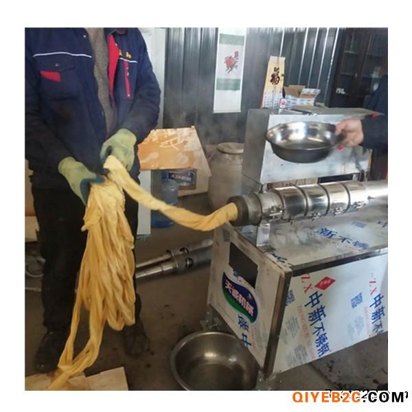 干面皮机作坊新工艺豆皮机技术