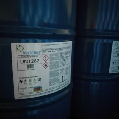凡特鲁斯原装吡啶200公斤桶装