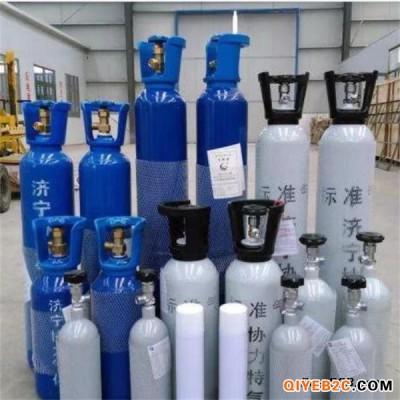 供应内蒙古锡林郭勒盟束管标气 煤炭煤矿用标准气体
