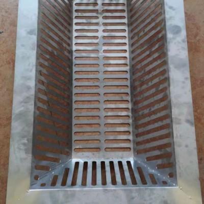 不锈钢截污篮 雨水口截污挂篮