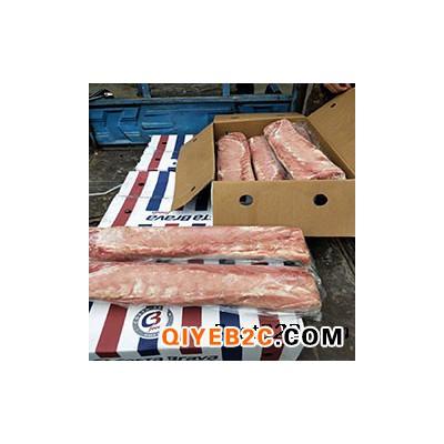 供应 进口猪肉 西班牙3929三号肉 冷冻猪肉 正