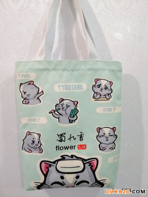 河南帆布包 帆布广告袋 郑州定制帆布包