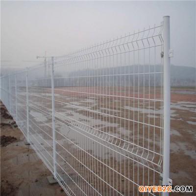 焊接网隔离栅供应生产销售焊接网护栏网 双边丝护栏网