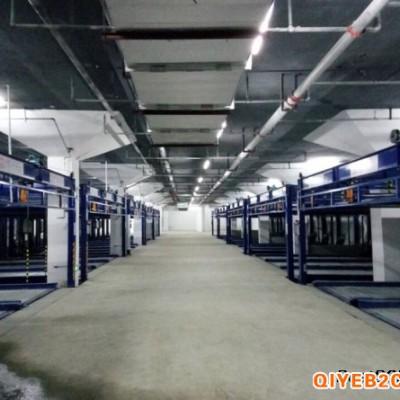 南昌机械立体车库回收 两层机械立体车库收购