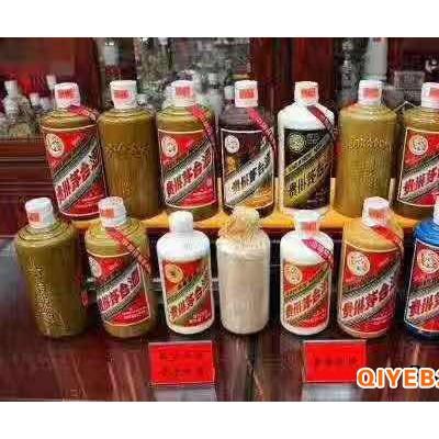 苏州茅台酒回收虫草回收