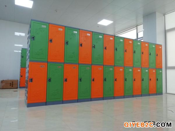 易安格ABS塑料柜910款更衣柜储物柜使用场地选择