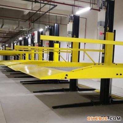 九江回收简易式立体车库 低价出租机械停车库