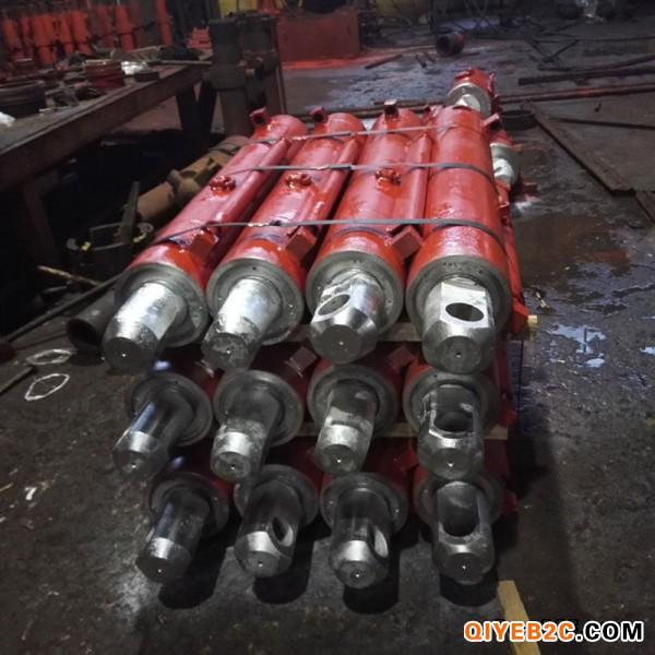 液压支架推移千斤顶维修