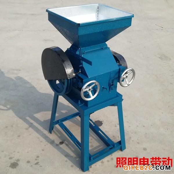 大小型号燕麦挤扁机两项电压扁机