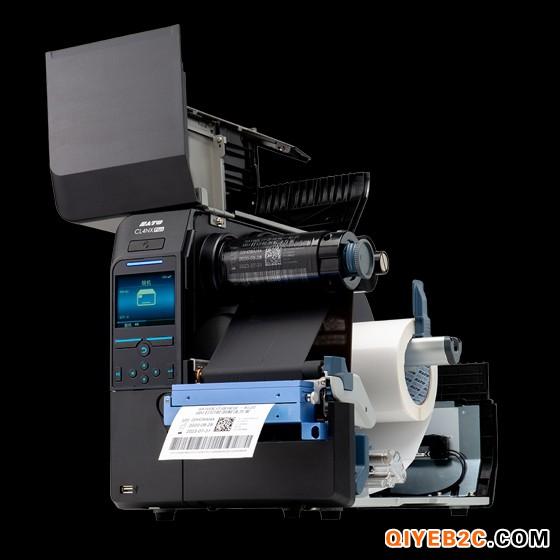 SATO 佐藤 CL4NX 600点打印机标签检测