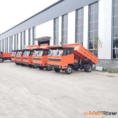 供应UQ14吨四驱矿用井下运输车