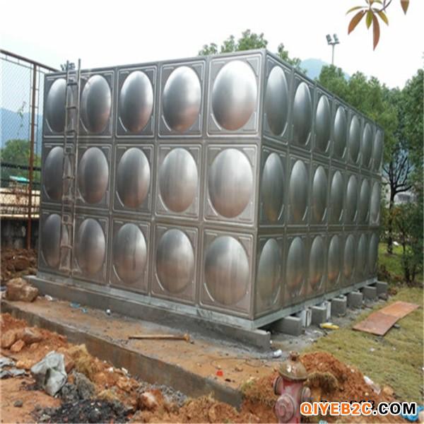 供应信远XY系列模压不锈钢焊接式水箱
