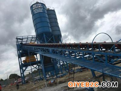 新鸿达砼建HZS180型混凝土拌和站