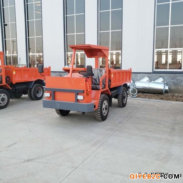 供应UQ8吨矿安标矿用拉矿六轮车