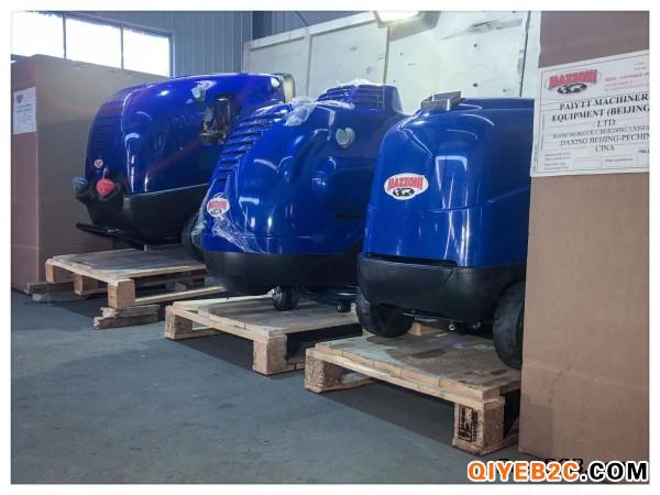超高压大功率柴油汽车洗车机工业商用移动式柴油清洗机