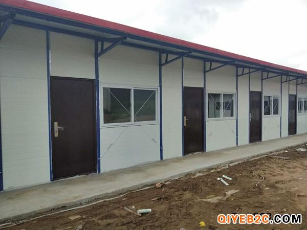 安新县搭建工地拆装式防火板房