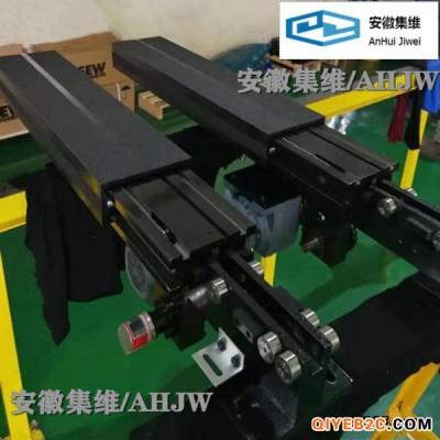 江苏三段式堆垛机自动伸缩货叉