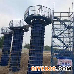 盖梁平台新品 盖梁防护护栏
