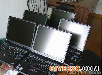 重固镇高价回收台式电脑 笔记本 批量废旧电脑回收