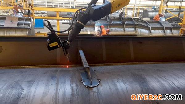 供应创想智控工程机械激光焊缝跟踪系统