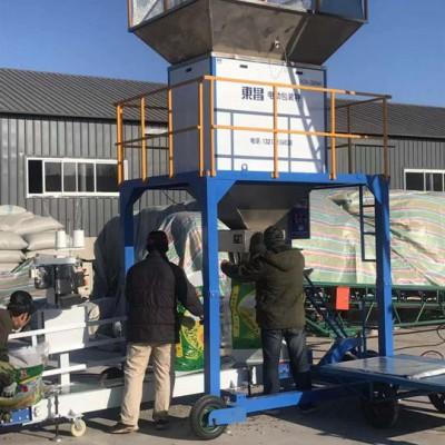 鲅鱼圈化肥定量装袋机的原理
