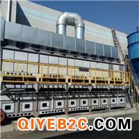 旧设备改造废气催化燃烧设备