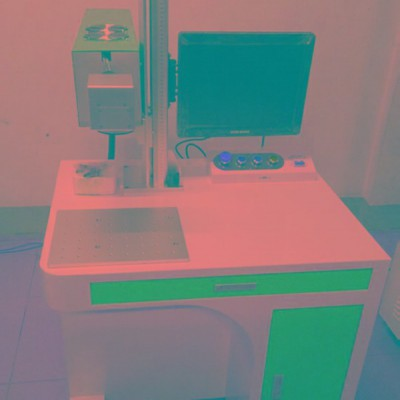 二手进口激光打标机低价德国IPG光纤激光雕刻机维修