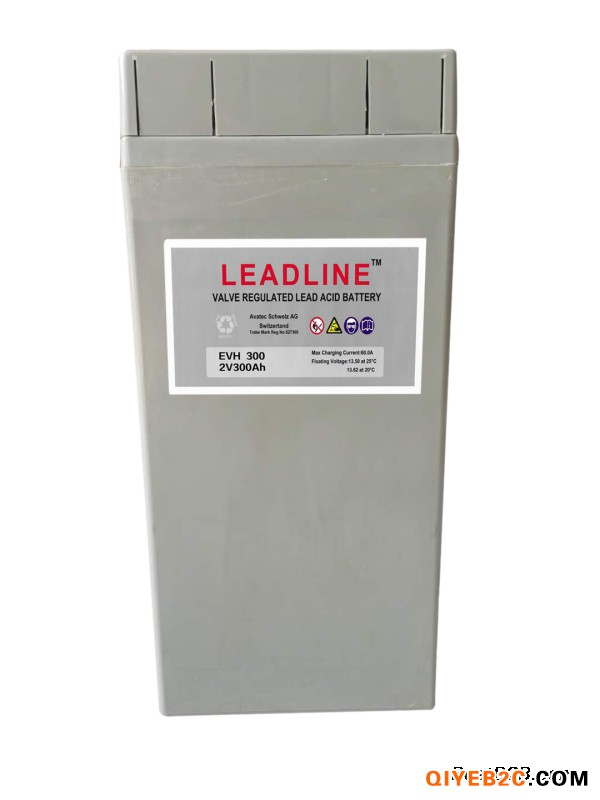 瑞士LEADLINE蓄电池EVF150免维护