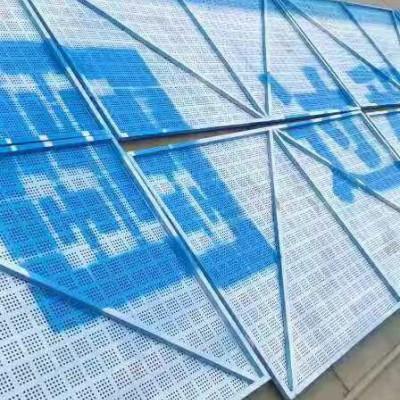 建筑爬架网安装使用步骤