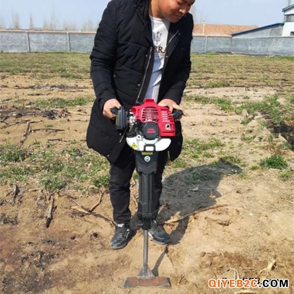 自动起树挖树机 铲头式起苗机