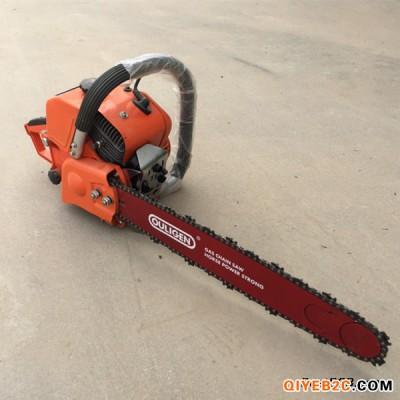 新款链条式挖树机 家用汽油起树机