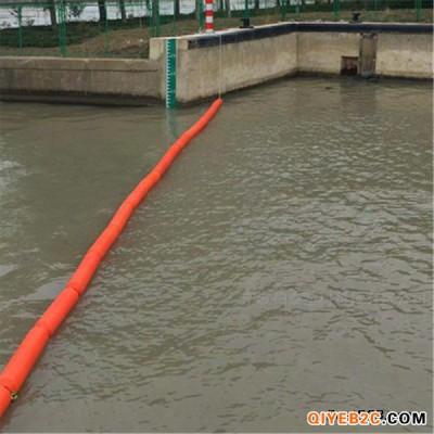 水电站漂浮垃圾拦截浮筒 拦截水面漂浮垃圾浮排