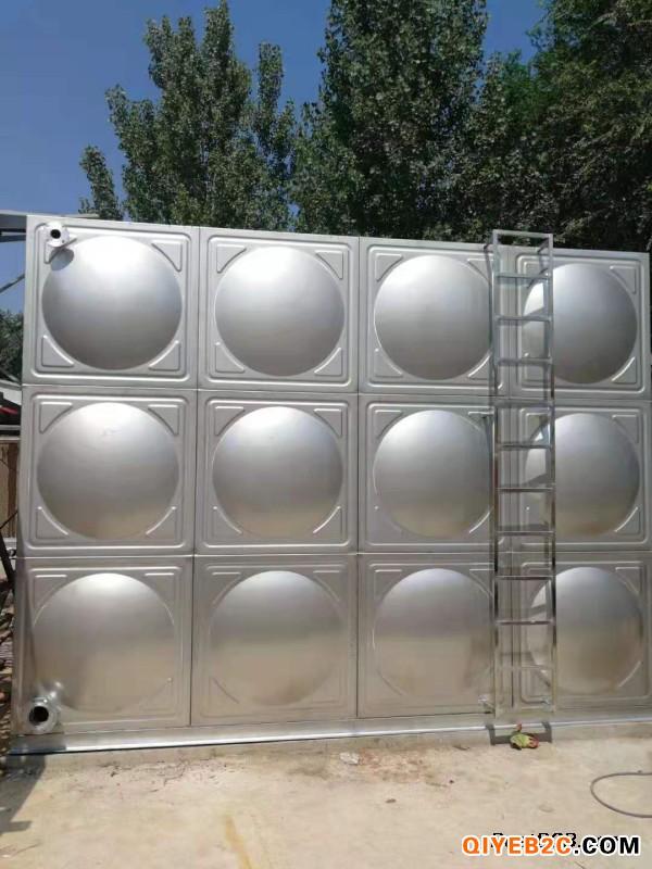方形焊接拼装水箱支持定做