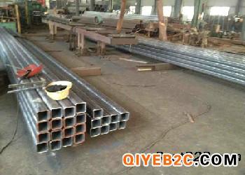 大口径非标方矩管制造商 热镀锌方矩管制造商