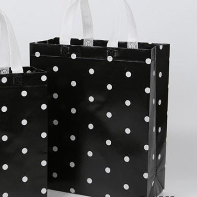 福建工厂供货pp纺粘布 饰品包装袋 环保手提袋