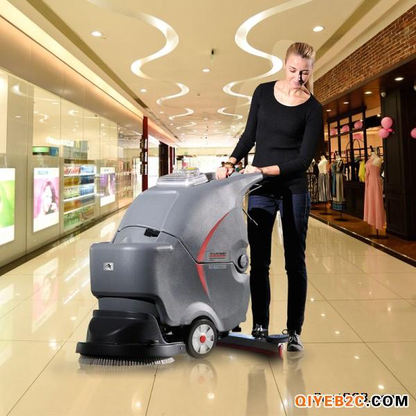 全自动驾驶式扫地车 洗地车优惠活动进行中