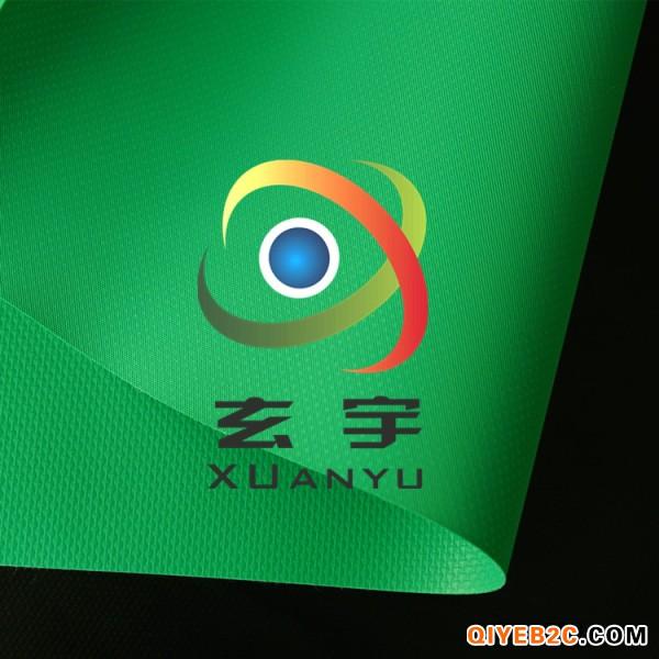 源头工厂生产供应500D高强度PVC防水箱包专用用