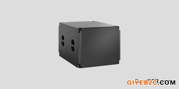 心型超低频线阵音箱SLA32BS剧场音响设备搭建