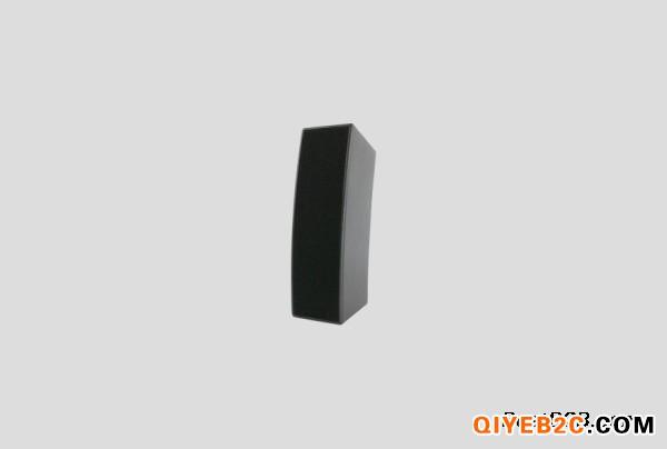 进口4:3弧形音柱Dante PoE音箱阵列音响