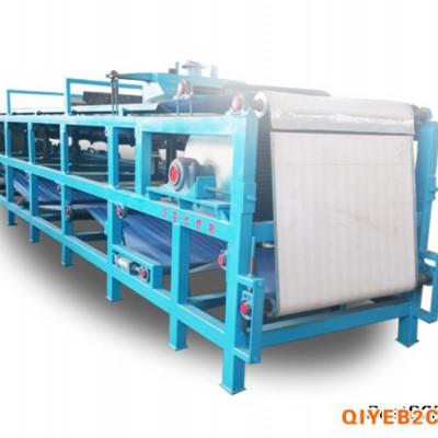 凯思特 真空带式过滤机日常维护和保养规程