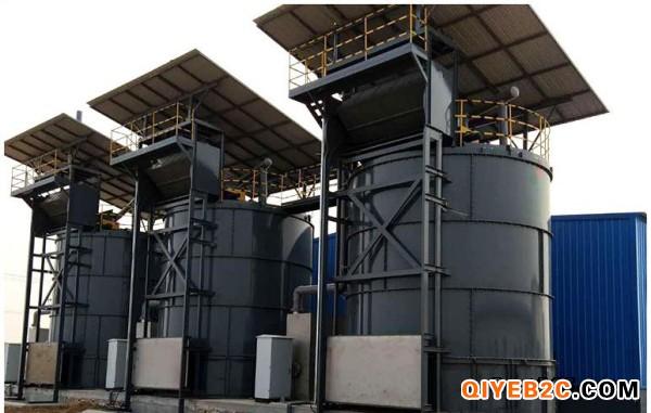 凯思特 有机肥发酵罐猪粪成有机肥的具体操作方法