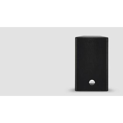 室内功放系统Dante有源音箱二分频10寸有源音箱