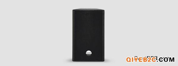 Dante有源音箱二分频会议室10寸有源音箱功放