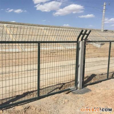 艾瑞铁路金属防护栅栏