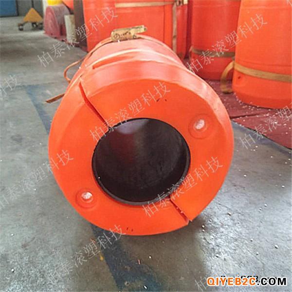 12寸聚乙烯抽沙管道漂浮桶