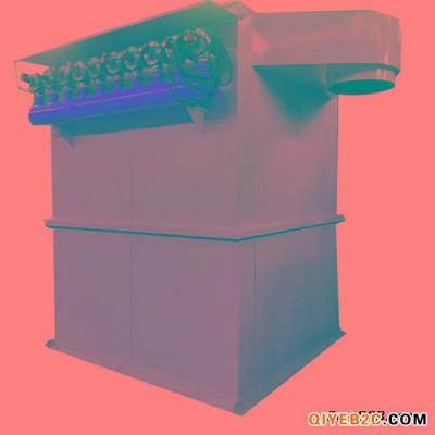 工业收尘设备 脉冲布袋除尘器 矿山 振动筛 破碎机