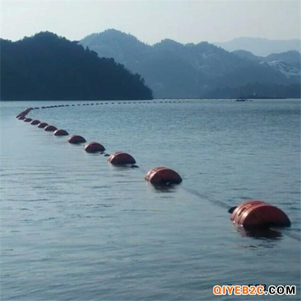 水厂抽水管道浮筒 内径200mmLLDPE材质浮筒